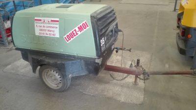 Compresseur SULAIR 2000 L