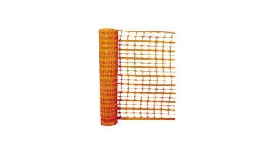 Grillage signalisation orange